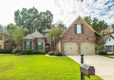 Madison Single Family Home For Sale: 289 Hoy Farms Dr
