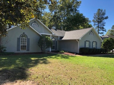 Flowood Single Family Home For Sale: 20 Estates Dr