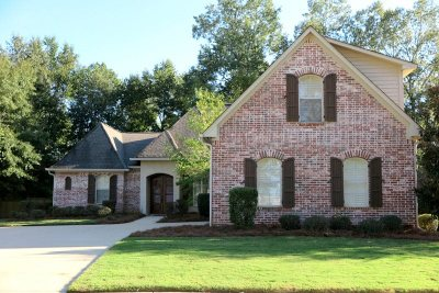 Madison County Single Family Home For Sale: 116 Timber Dr