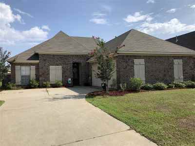 Rankin County Single Family Home For Sale: 232 Greenfield Ridge Dr