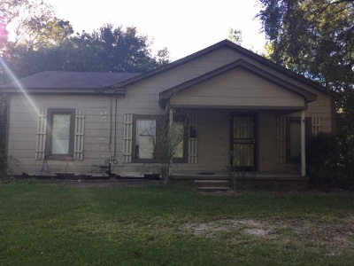 Hinds County Commercial For Sale: 5307 Old Jackson Rd