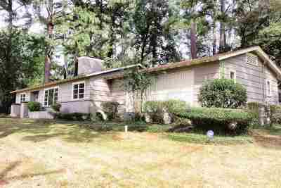 Jackson Single Family Home For Sale: 4412 Manhattan Rd
