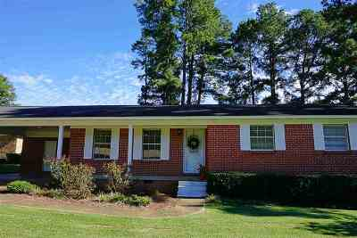 Carthage Single Family Home Contingent/Pending: 907 Pine Hill Cir