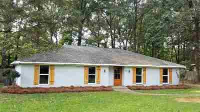 Brandon Single Family Home Contingent/Pending: 47 Sagewood Dr