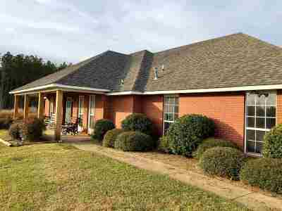 Leake County Single Family Home For Sale: 202 McGee Town Rd