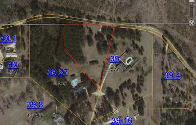 Simpson County Residential Lots & Land For Sale: Deer Run Rd