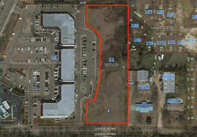 Ridgeland Residential Lots & Land For Sale: E Jackson St
