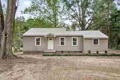 Byram Single Family Home For Sale: 122 Brantley Dr