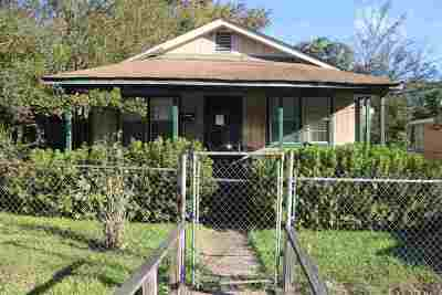 Hinds County Single Family Home For Sale: 1024 Trinity St