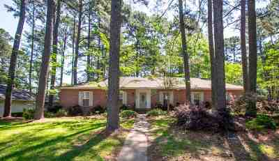 Jackson Single Family Home For Sale: 5435 Briarfield Rd