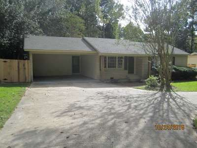 Single Family Home For Sale: 406 E Government St