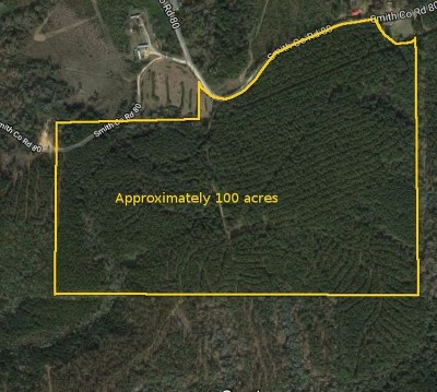 Smith County Residential Lots & Land For Sale: Scr 80