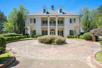 Flora MS Single Family Home For Sale: $5,999,000