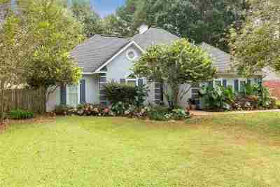 Ridgeland Single Family Home Contingent/Pending: 304 Trailwood Dr