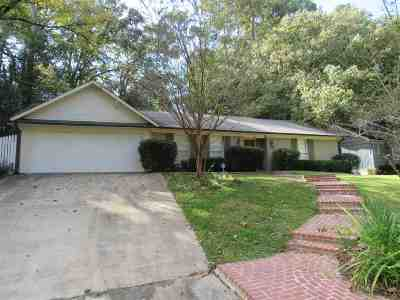 Jackson Single Family Home For Sale: 741 Sherwood Dr