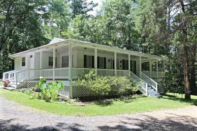 Pearl Single Family Home For Sale: 121 Twin Trails