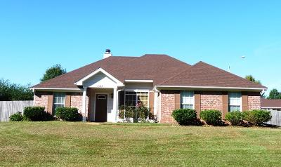Pearl Single Family Home Contingent/Pending: 543 Oak Ridge Way
