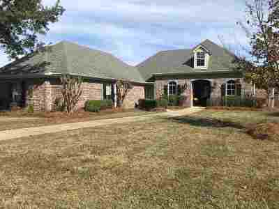 Madison County Single Family Home For Sale: 112 Cypress Lake Blvd
