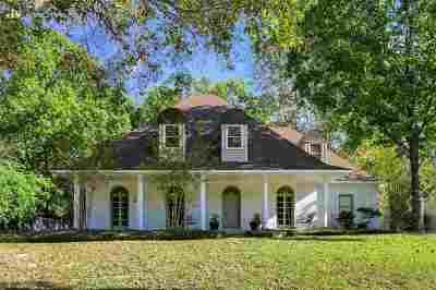 Jackson Single Family Home For Sale: 1769 Plantation Blvd