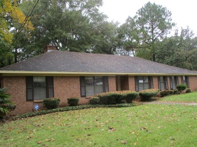 Hinds County Single Family Home For Sale: 6029 Kristen Dr