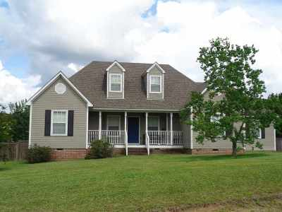 Florence, Richland Single Family Home For Sale: 134 Grandview Dr