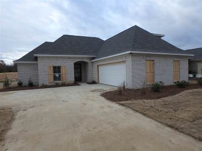 Canton Single Family Home For Sale: 201 Buttonwood Lane #lot 60