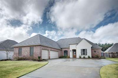 Madison County Single Family Home For Sale: 196 Stone Creek Dr