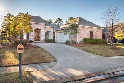 Madison County Single Family Home For Sale: 105 Covington Way