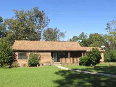 Mendenhall Single Family Home Contingent/Pending: 206 Jones Spell Rd