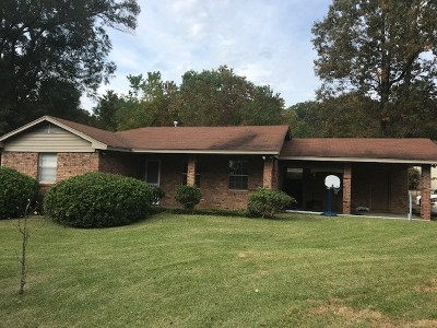Canton Single Family Home For Sale: 2721 Highway 51 Hwy