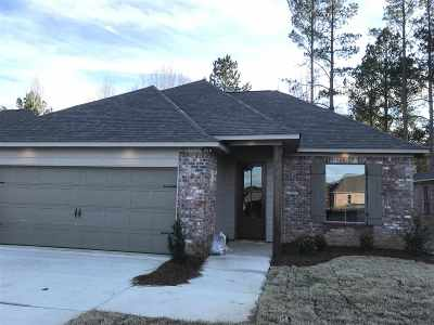 Madison Single Family Home For Sale: 103 St. Croix Ln