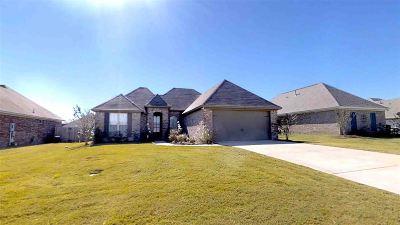 Madison County Single Family Home For Sale: 295 Rockbridge Dr