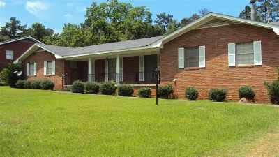 Jefferson Davis County Single Family Home For Sale: 1286 John St