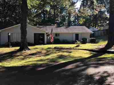 Jackson Single Family Home For Sale: 2249 Southwood