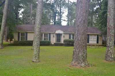 Jackson Single Family Home For Sale: 1865 E Northside Dr