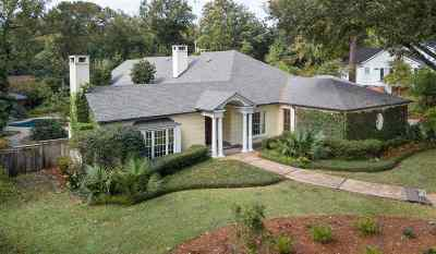 Hinds County Single Family Home For Sale: 3845 Dogwood Dr