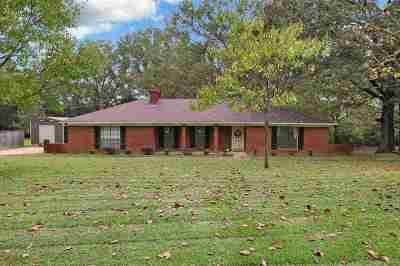 Jackson Single Family Home For Sale: 2338 N Pine Lea Dr