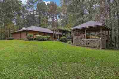 Hinds County Single Family Home Contingent/Pending: 209 Trace Cir