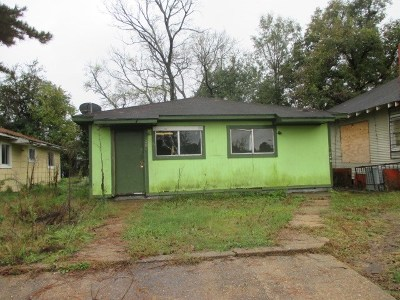 Jackson Single Family Home Contingent/Pending: 709 Erie St