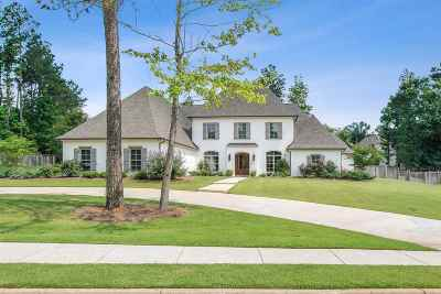 Ridgeland Single Family Home For Sale: 127 Summer Lake Dr