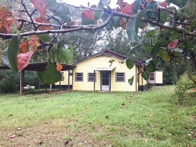 Carthage MS Single Family Home For Sale: $30,000