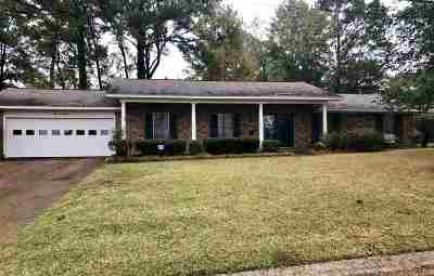 Hinds County Single Family Home For Sale: 5956 Baxter Dr