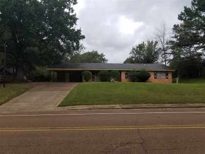 Kosciusko MS Single Family Home For Sale: $74,900