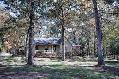 Madison County Single Family Home For Sale: 104 Hunter Ct