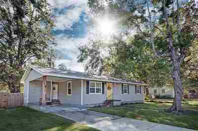 Pearl Single Family Home Contingent/Pending: 174 Pemberton Dr