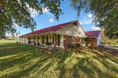 Hinds County Single Family Home For Sale: 1660 Green Gable Dr