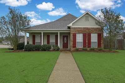 Brandon Single Family Home For Sale: 190 Holmar Dr