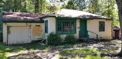 Hinds County Single Family Home For Sale: 2950 Woodbine St