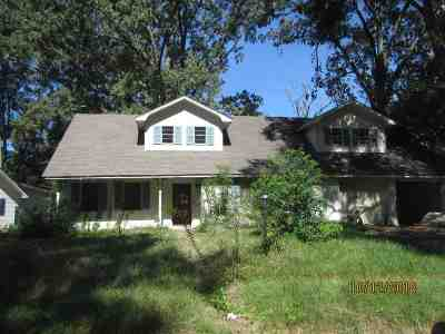 Hinds County Single Family Home For Sale: 510 Heatherwood Dr
