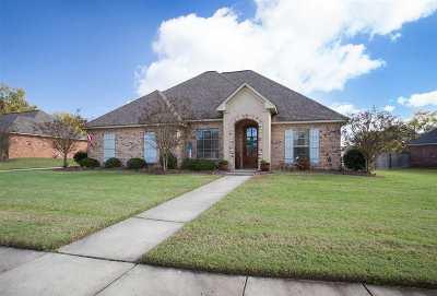 Canton Single Family Home For Sale: 116 Bridge Walk Dr